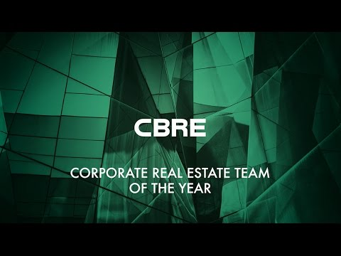 CBRE HK RICS Awards 2017: Global Workplace Solutions Transforming Real Estate into Real Advantage
