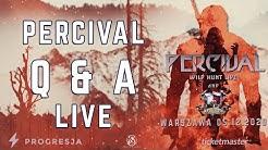 Percival Q&A LIVE 004