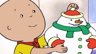 Caillou's Holiday Movie | Christmas Special