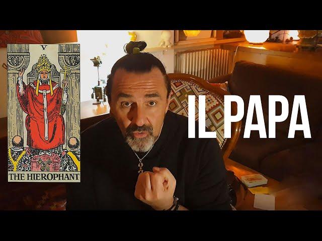 5 / Il Gerofante...il Papa insomma.