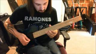 Rush - YYZ guitar cover w/ special guest Neil Peart!