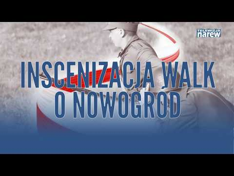 Inscenizacja Walk O Nowogród