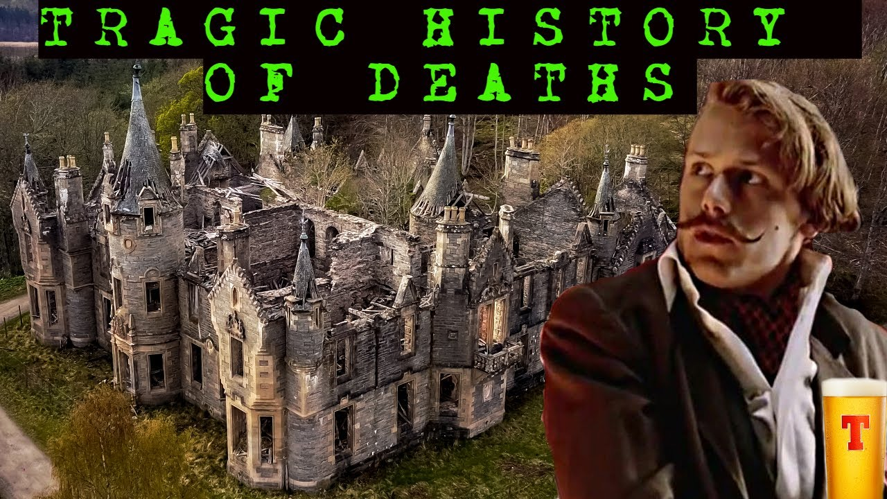 Abandoned Mansion of Hugh Tennent: A Madman's TRAGIC DREAM