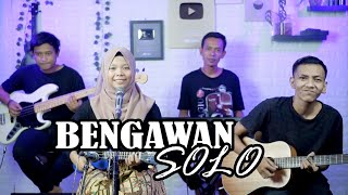 Download lagu BENGAWAN SOLO - GESANG COVER by Ferachocolatos and Friends