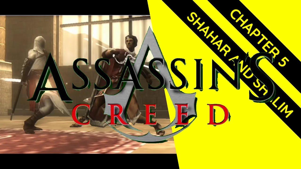 Assassins Creed Bloodlines 5 Ppsspp Nosubtittleindonesia