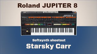 Jupiter 8 VST Shootout: Roland Cloud vs Arturia vs Diva