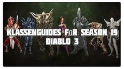Diablo 3: Die Besten Klassen für Season 19 (Meta, Saison des Ewigen Konflikts)