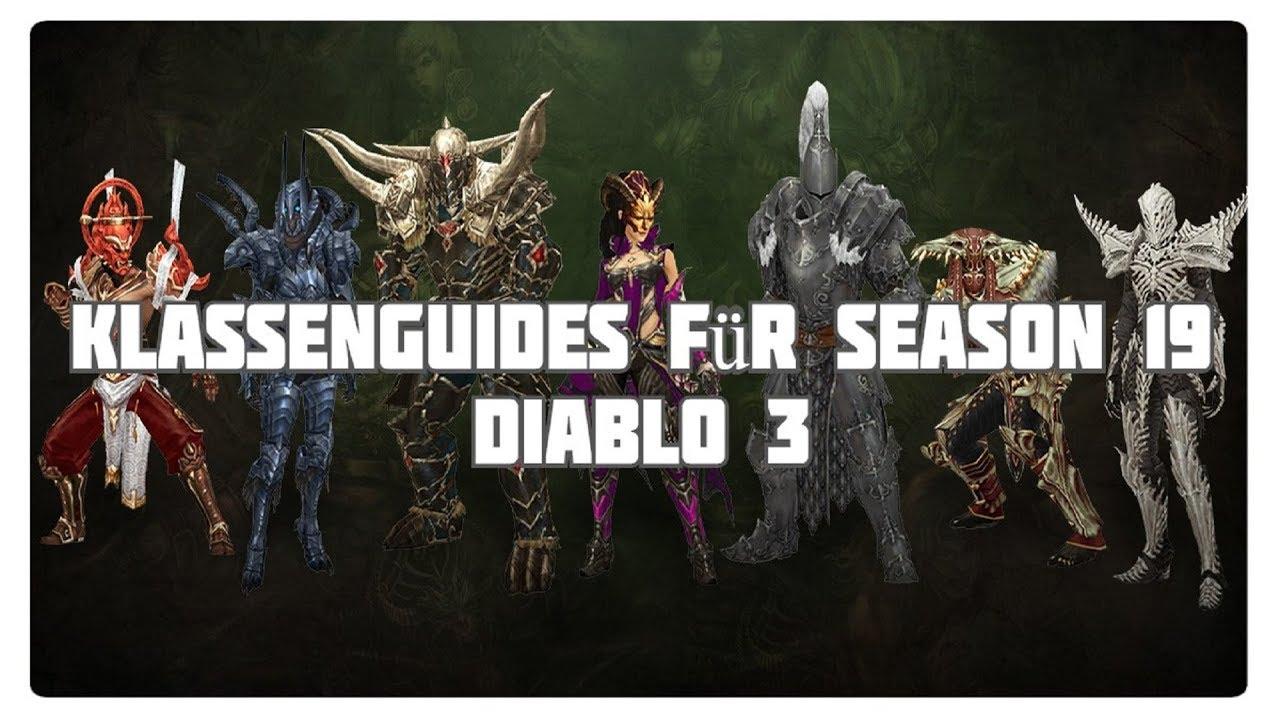 Diablo 3 Klassen