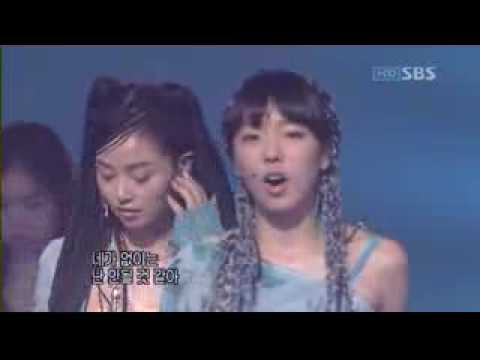 KPop girl has epileptic seizure and falls down during live