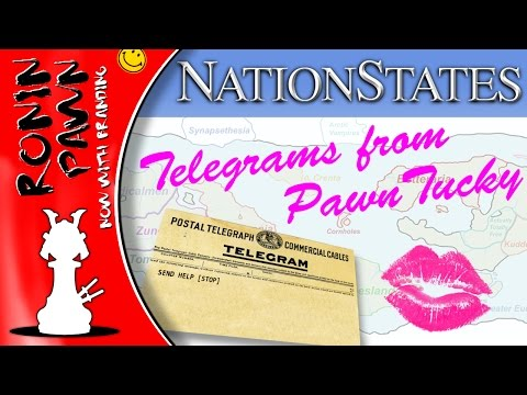 NationStates | PawnTucky's Telegrams - Reading Your Messages