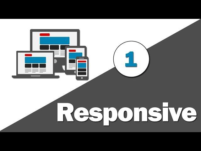 Learn Responsive Web Designدورة تعلم كيفيه جعل الموقع متجاوب