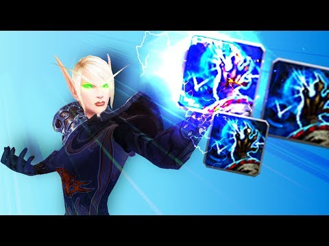 This MONK Is A GOD! (5v5 1v1 Duels) - PvP WoW: Battle For Azeroth 8.1
