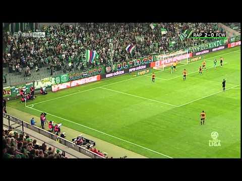 SK Rapid - Wacker Innsbruck 4:0 | 1. Runde | Bundesliga 2012/2013