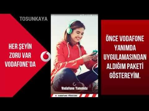 Vodafone Spotify Paketi Aktifleştirememe Sorunu | Her Şeyin Zoru Vodafone'da!
