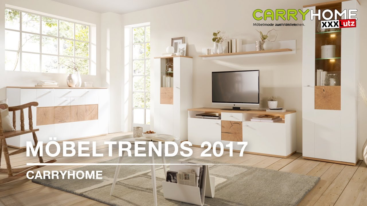carryhome m beltrends 2017 xxxlutz youtube. Black Bedroom Furniture Sets. Home Design Ideas
