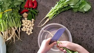 How to make young radish kimch…