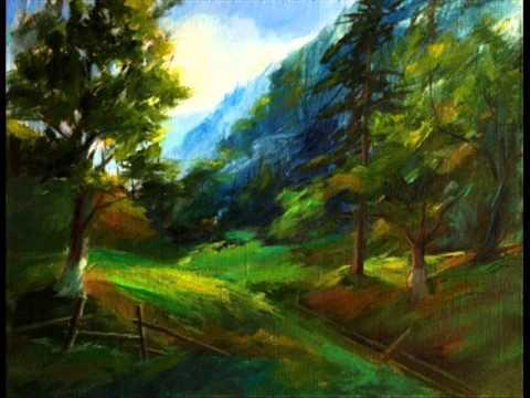 Коллекция галереи ARTIST: пейзажи