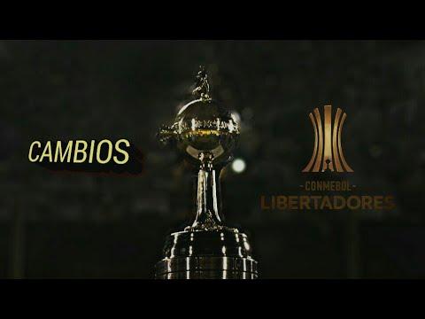 CAMBIOS EN LA COPA LIBERTADORES 2019