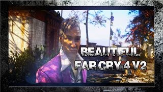 FAR CRY 4 RESHADE: Beautiful Far Cry 4 V2
