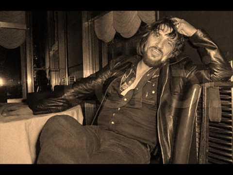 Waylon Jennings....... Hardline