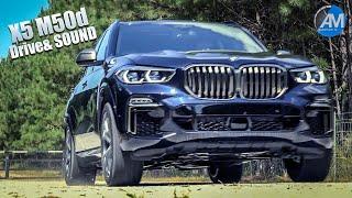 2019 BMW X5 M50d - DRIVE & SOUND!