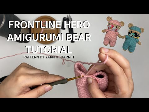 Super Hero Amigurumi Pattern Ideas. These Heroes Are Very Cute ... | 360x480