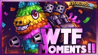 Hearthstone - WTF Moments & FAST WINS - Daily Funny Rng Moments