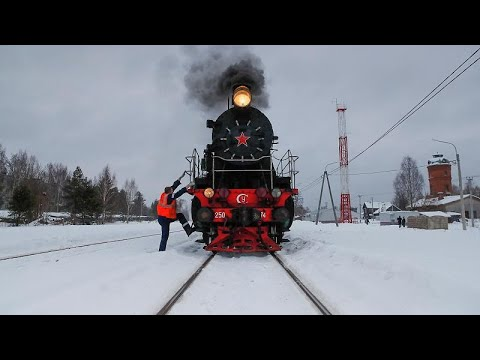 شاهد: قطار بخاري عتيق يعود إلى الخدمة في روسيا  - نشر قبل 2 ساعة