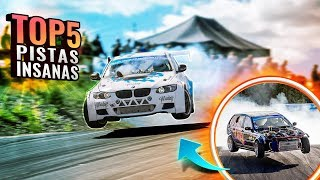 PISTAS DE DRIFT MAIS DIFÍCEIS DO MUNDO! «Bruno Bär»