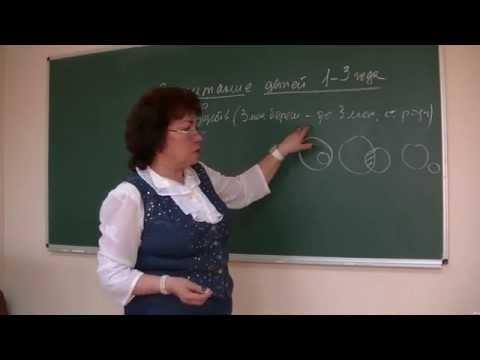 Воспитание детей 1-3 лет. Психолог Наталья Кучеренко. Лекция № 19