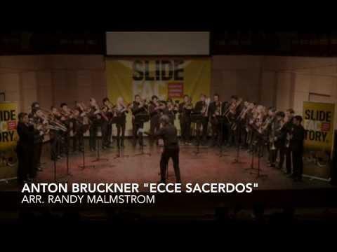 Ben van Dijk - Slide Factory 2013 trombone class Amsterdam Conservatory Bruckner Malmstrom