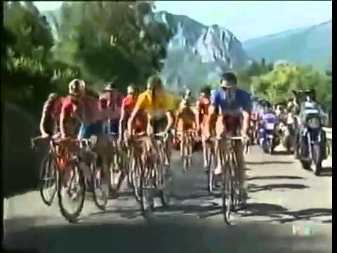 Tour de France 1998 - 11 Plateau de Beille Pantani