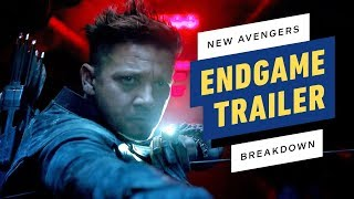 Avengers: Endgame Trailer #2 BREAKDOWN - 12 Clues We Found