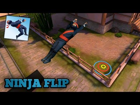 Ninja Flip Android Gameplay Full HD By Mouse Games