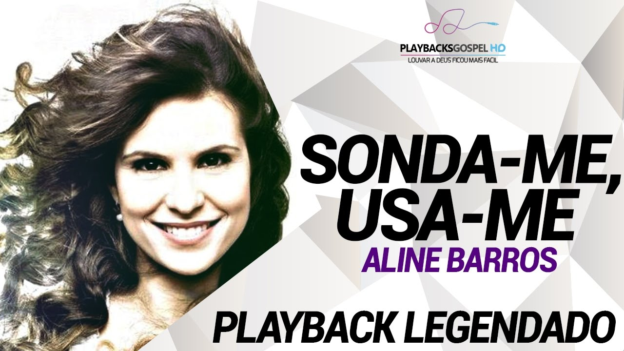 sonda-me usa-me aline barros playback