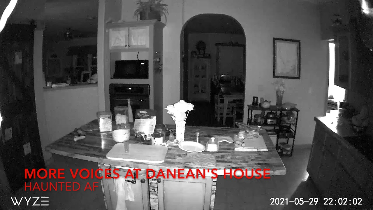 Haunted AF Danean's House PART 2