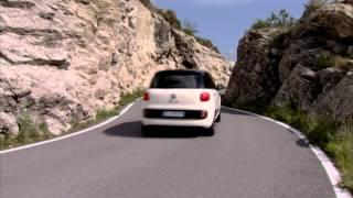 Fiat 500L Test Drive Outdoor - Exterior