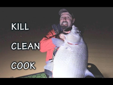Giants From The Deep & A BowFishing Maniac