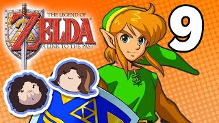 Zelda A Link to the Past: Boomeranging - PART 9 - Game Grumps