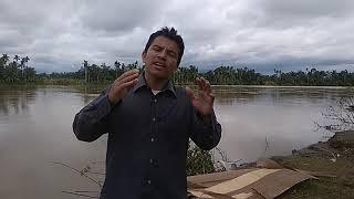 Lagi Lagi,,,,Anak Aceh Ini Mempromosikan Keindahan Sungai Subulussalam Ke Lima Benua