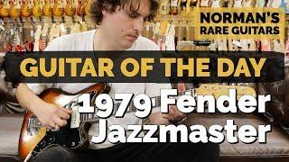 Guitar of the Day: 1979 Fender Jazzmaster Sienna Sunburst | Norman's Rare Guitars