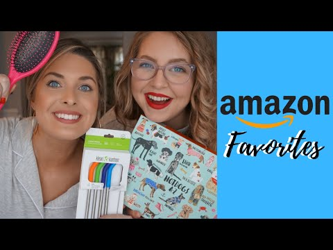 Amazon Favorites || Amazon Must Haves thumbnail