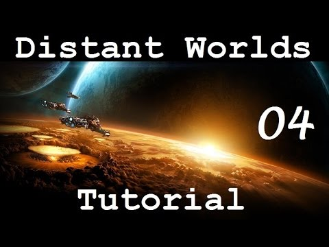 Distant Worlds Universe | Tutorial 04 - First Ship Designs