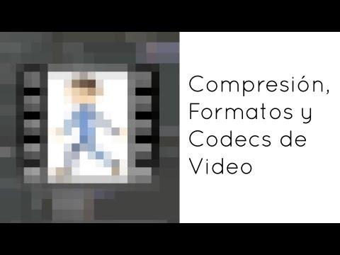 Compresión, Formatos y Codecs de Video, todo lo que debes saber