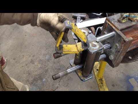 Building Press Brake Dies, the Other Side! Plus bending things! Part 2 of 2