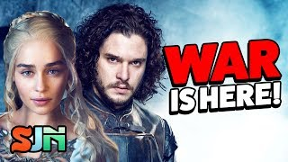 War Arrives In Game of Thrones Season 7