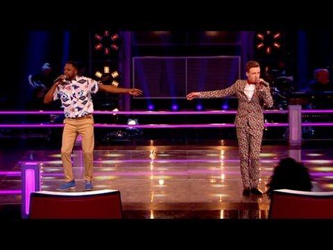 The Voice UK 2013 | Matt Henry Vs Jordan Lee Davies - Battle Rounds 1 - BBC One