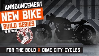 New Bike Build Series with Dime City Cycles & Bike Giveaway