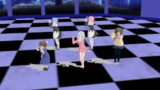 Download MMD Nyan Nyan + DL MODELS MP3 song and Music Video