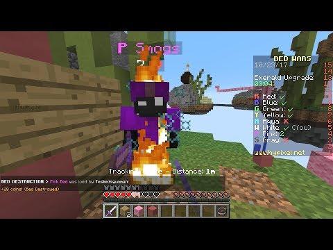 VI FUSKAR INTE | Minecraft Bedwars